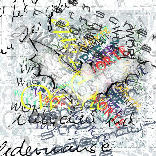 Fledermaus-worte-web
